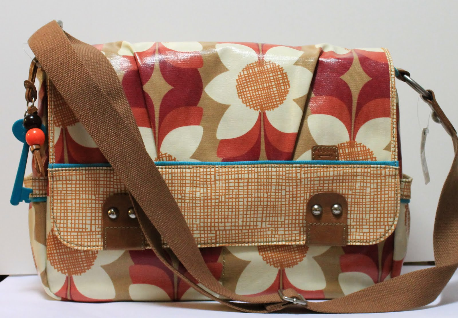 fabric sling bag