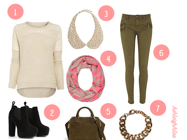 Creams, Khakis and Golds   Fashion