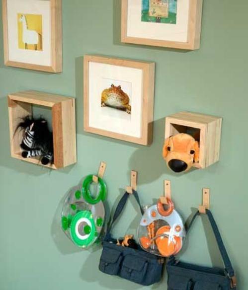 Decoraci n de interiores cuartos infantiles para crecer for Decoracion de interiores infantil