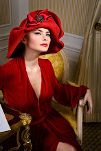 Hats I Created In My Atelier: La Parisienne.