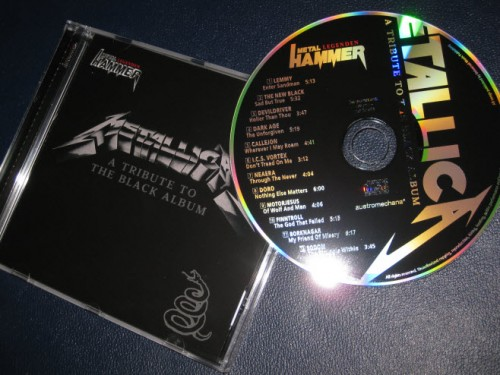 VA - Metallica A Tribute to the Black Album (2011)