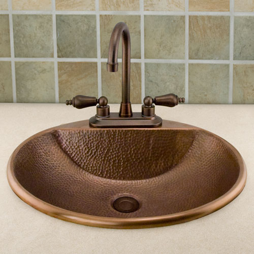 Copper Bathroom Sinks : exclusive bathroom copper sinks it is undeniable that bathroom ...