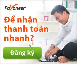 Đăng Ký Sở Hữu Thẻ PayOneer Và Nhận 25$ Từ MrHungNM