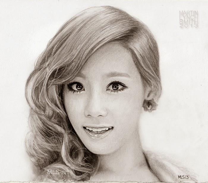 03 Taeyeon-Martin-Lynch-Smith-MLS-art-Celebrity-Drawings-www-designstack-co
