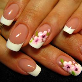 El Baúl de La Mona: Ideas Para Decorar Tus Uñas: Flores en Primavera: elbauldelamona.blogspot.com/2013/05/ideas-para-decorar-tus-unas...