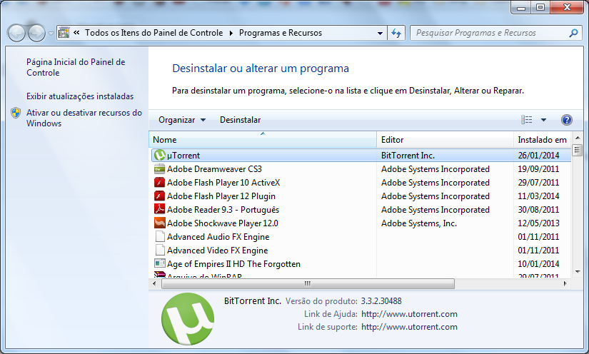 Como remover o Hao123 do seu navegador