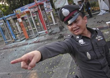Iranian bomber maimed in blasts in Thai capital