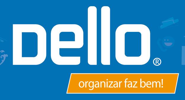 DELLO - A marca da organização!