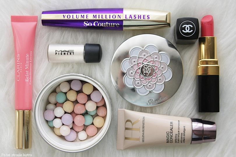 Kosmetyczne Odkrycia Roku 2015 - kolorówka