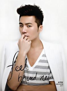 Sekilas Tentang Penyanyi Korea Eru (Jo Sung Hyun)