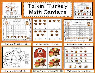 http://www.teacherspayteachers.com/Product/Talkin-Turkey-7-Math-Center-Activities-977266