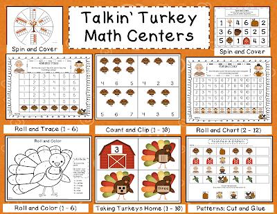 http://www.teacherspayteachers.com/Product/Talkin-Turkey-7-Math-Center-Activities-977266