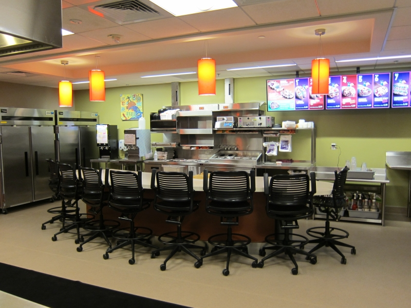 Taco Bell Kitchen photo gallery: taco bell headquarters tour | brand eating