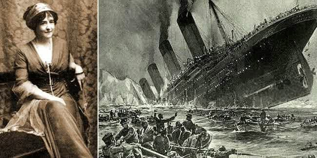Inilah Cerita Fakta Yang selamat dari kapal titanik