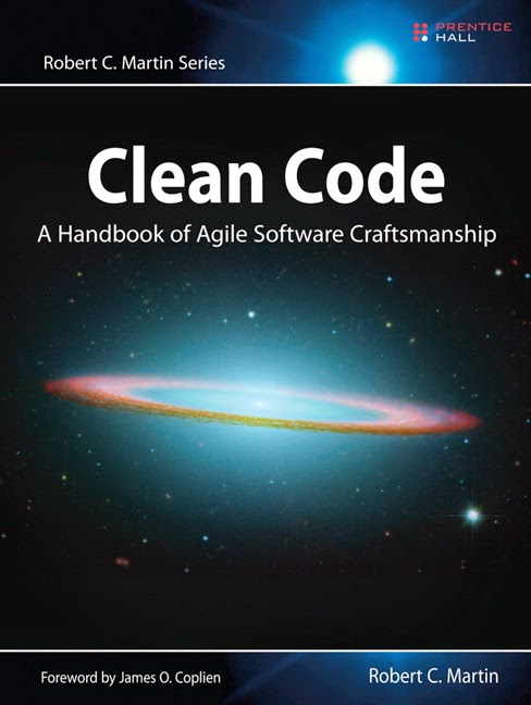 Clean Code front cover