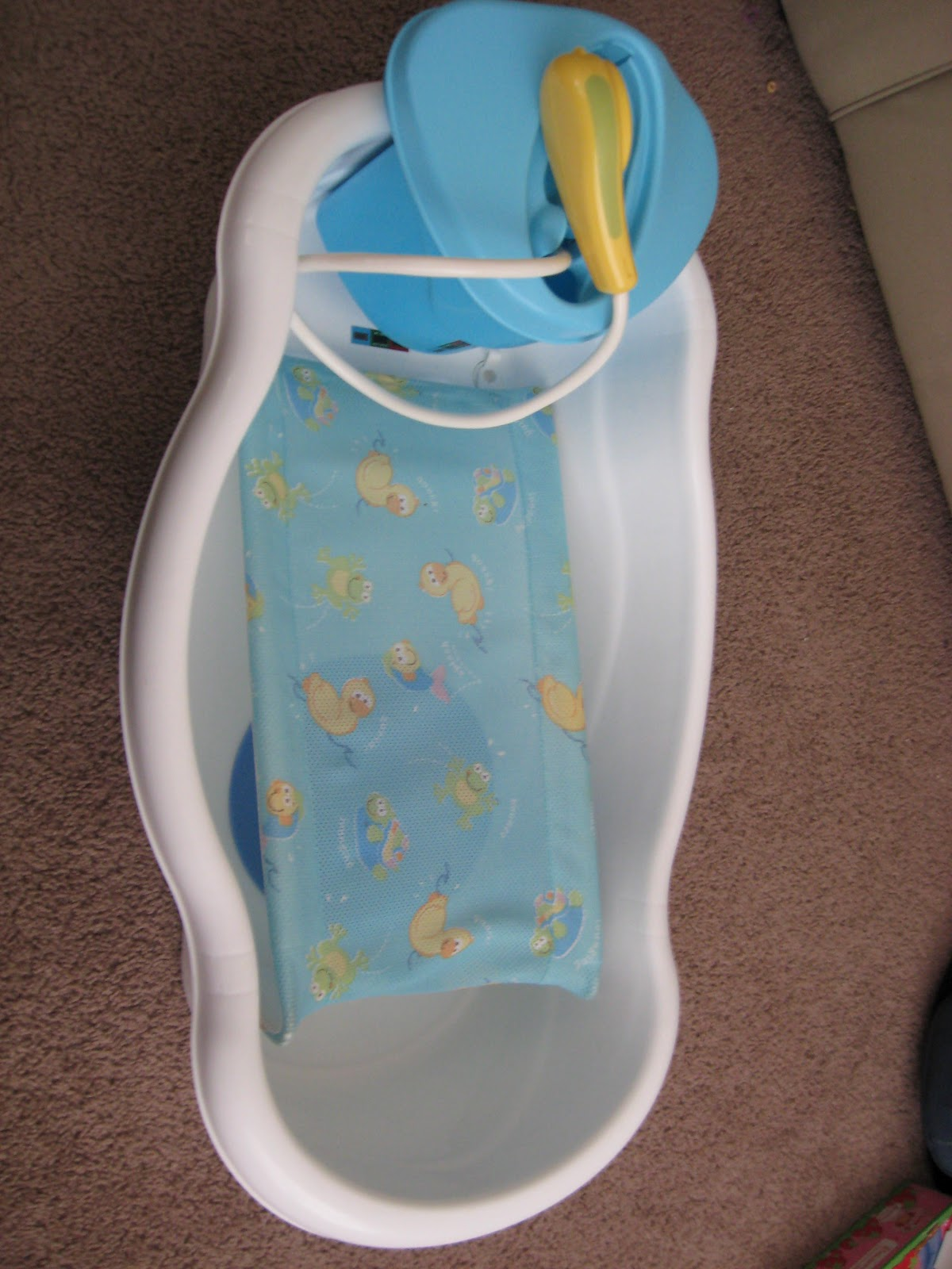items for craigslist february 2012 summer infant newborn toddler bath center shower tub 10