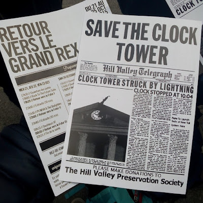 Save the clock tower programme retour vers le grand rex