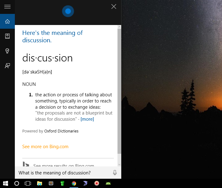 How to use your cortana as dictionary to find the meanings use your cortana as dictionary to find the meanings malvernweather Image collections