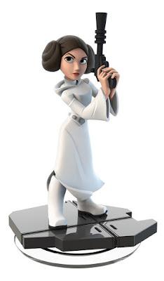 JUGUETES - DISNEY Infinity 3.0  Pack | Star Wars : Luke Skywalker & Princesa Leia   Videojuegos | Muñecos - Figuras  Producto Oficial | A partir de 6 años | Comprar en Amazon