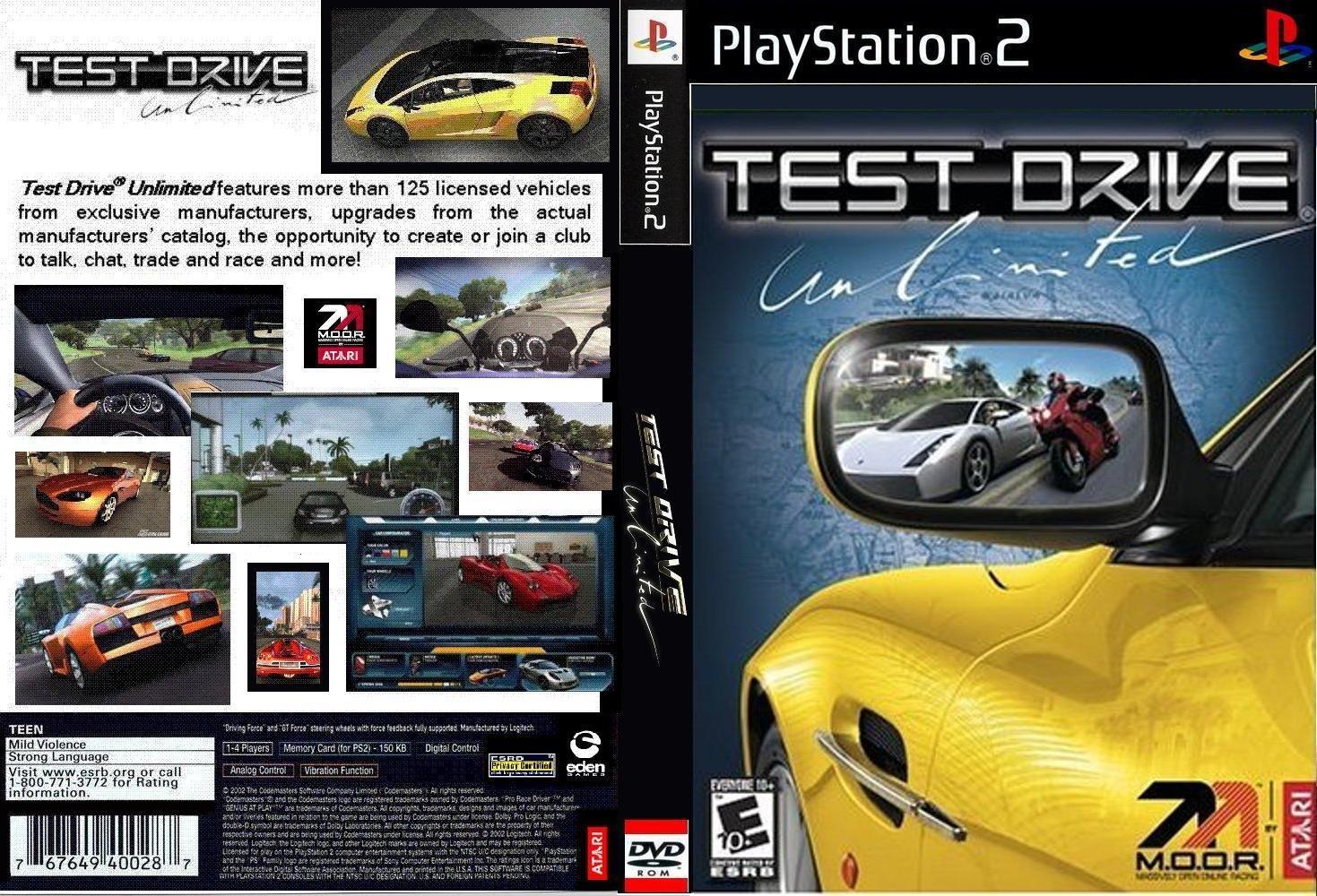 Test Drive 1 Торрент