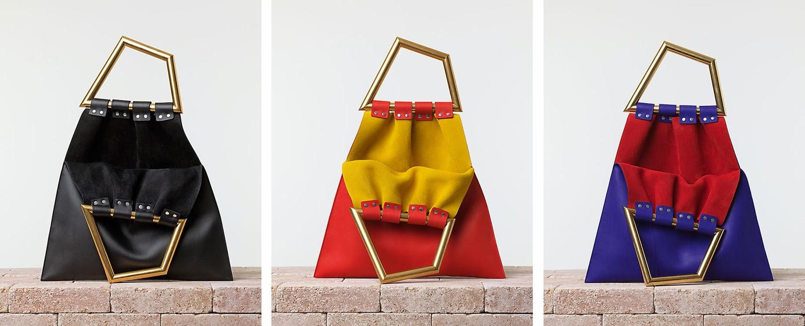 celine luggage mini - TE DORE: C��LINE��S S/S 2014 VIEW IN FULL