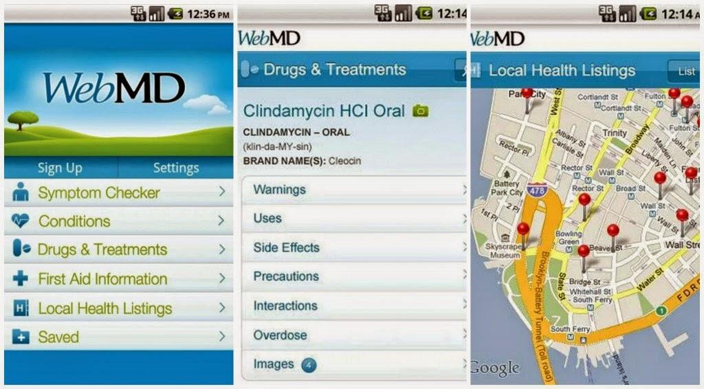WebMD apk