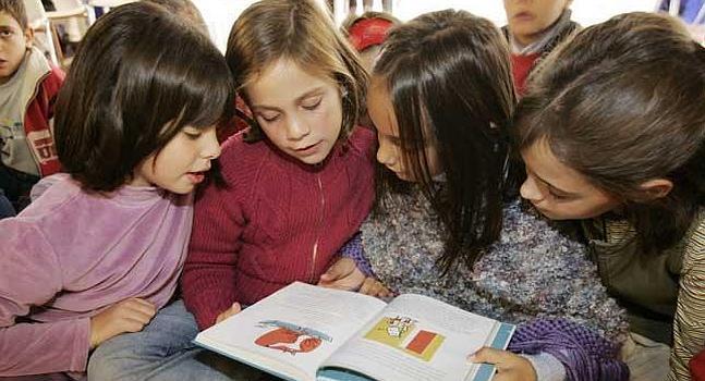 Las etapas de maduración en la lectoescritura.