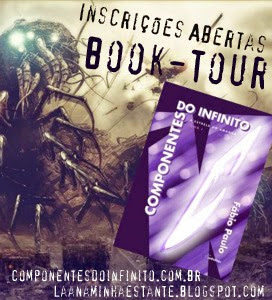 "BOOKTOUR ""COMPONENTES DO INFINITO"""