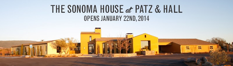 The Sonoma House at Patz & Hall