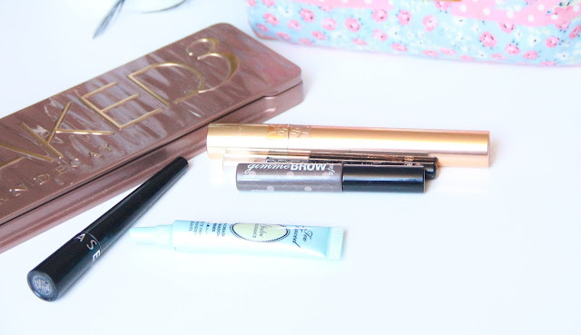 Naked 3, Urban Decay, Sephora, Gimme Brow benefit Masacra faux cil YSL