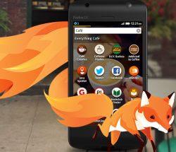 Primo smartphone Firefox da 80 Euro