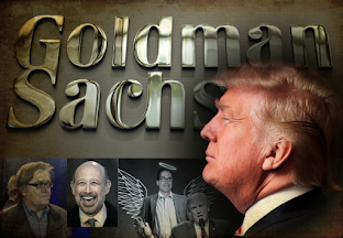 GOLDMAN SACHS DESIGNS TRUMP'S ECONOMIC POLICY