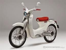 foto modifkasi motor honda kalong c70
