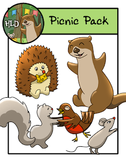 https://www.teacherspayteachers.com/Product/Free-Picnic-Animal-Pack-Digital-Clipart-1880333