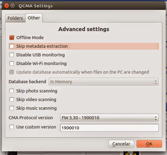 QCMA - Usando o PSVITA No Ubuntu