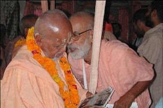 Srila Bhakti Vaibhav Puri Gosvami