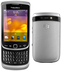 Harga Blackberry Torch White - BB Torch 9800