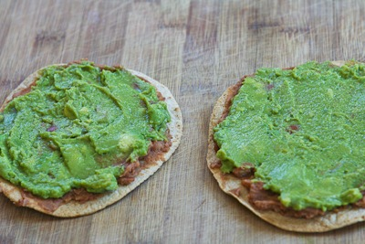 Kalyn's Kitchen®: Vegetarian Seven-Layer Tostadas