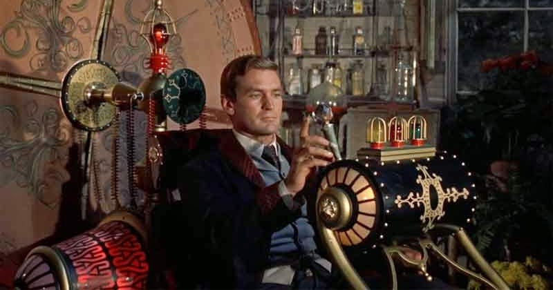 Watch Videos Online - The Time Machineavi 1960