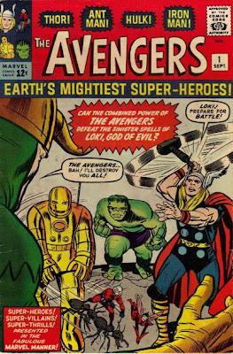 Avengers #1, Loki