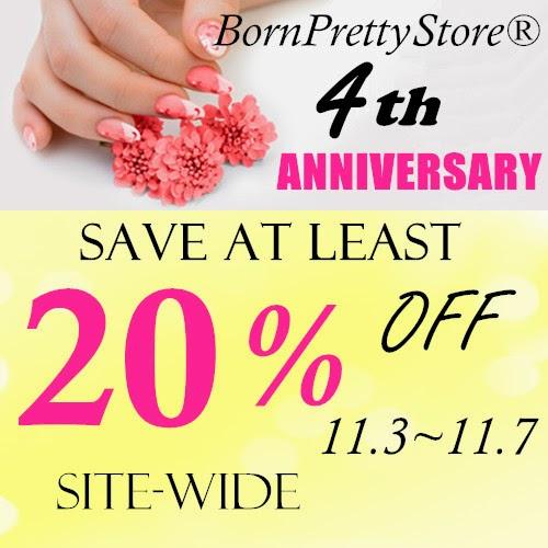 BorPrettyStore 4th Anniversary