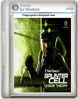 Tom Clancy's Splinter Cell Chaos Theory Game | Muhammad Niaz
