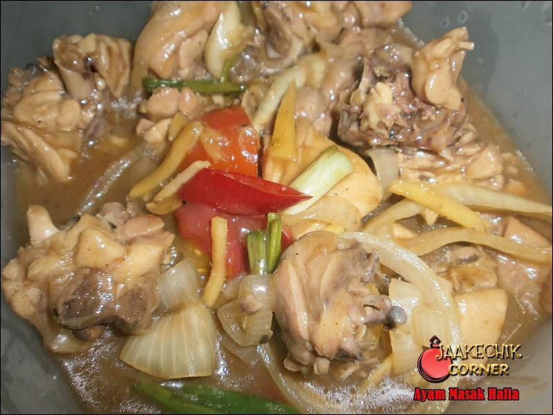 ayam goreng halia, ayam masak halia, ayam black pepper, ayam goreng halia yang sedap, ayam halia, ayam halia yang mudah, resepi,
