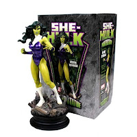 She-Hulk Character Review - Statue Product