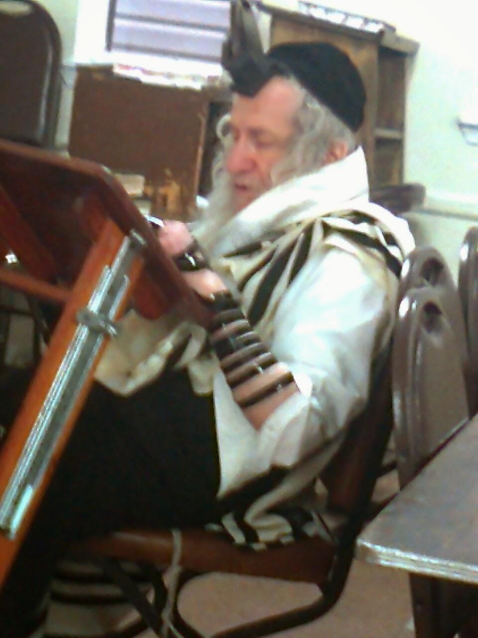 הרב יעקב גבירץ