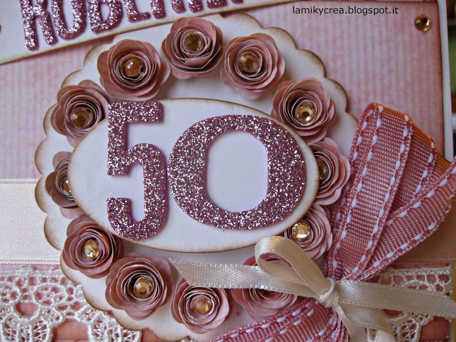 La miky crea buon compleanno for Cucinare anni 50