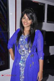 Anjali Pictures in Salwar Kameez at Yes Mart Superstore Launch
