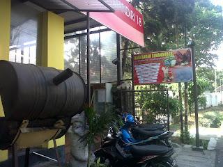 Nasi Bakar Cimandiri