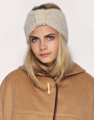 Diy turbante de lana cara delevinge