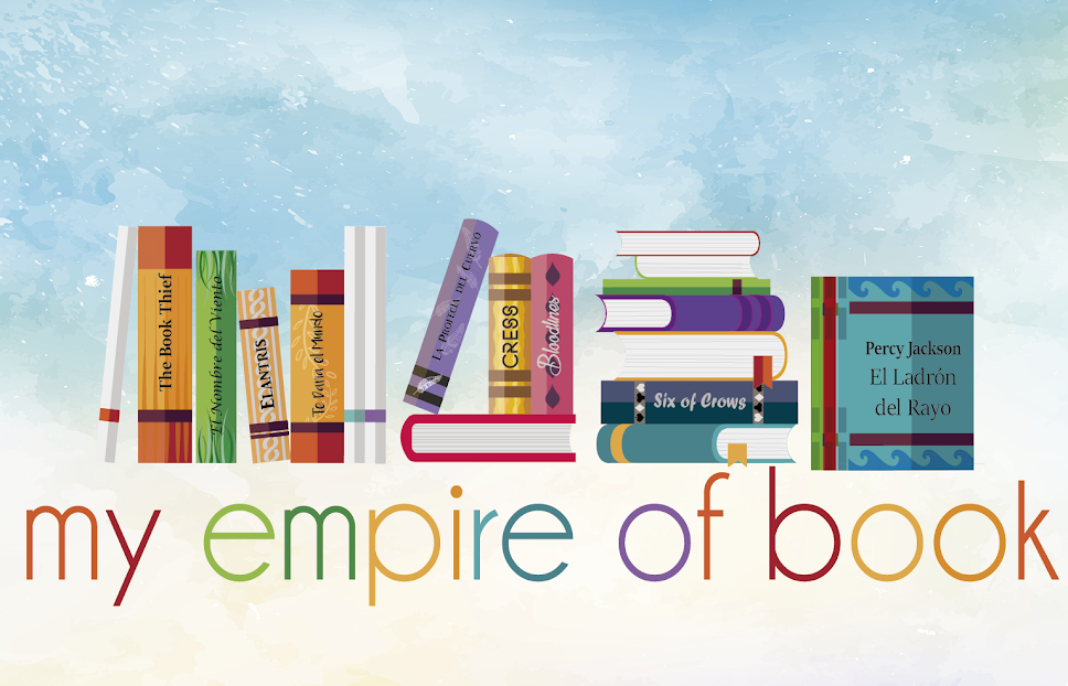my empire of book